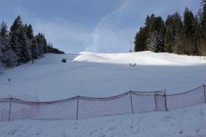 Snow at Drouzin Le Mont, Portes du Soleil